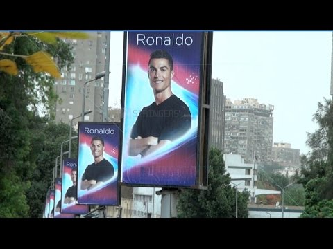 EGYPT || Anticipation grows as superstar Cristiano Ronaldo hosts Ramadan show in Egypt