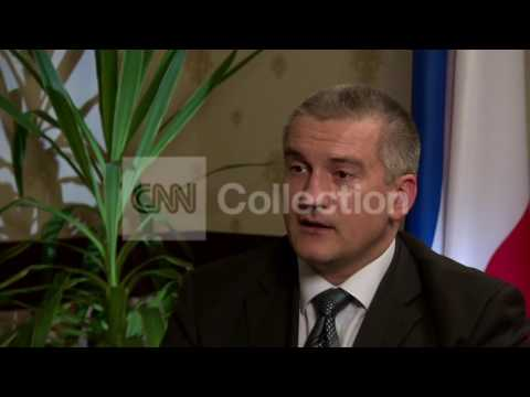 CRIMEAN PM AKSYONOV ON RUSSIAN TROOPS