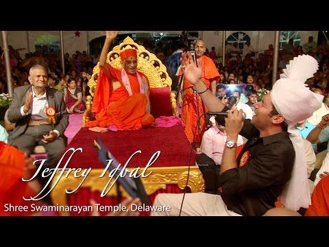 Bhakti Sangeet featuring Jeffrey Iqbal - Murti Pratishtha Mahotsav, Delaware