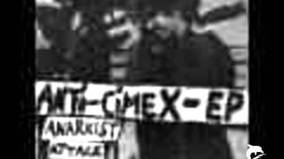 Anti Cimex - Anarkist Attack 7