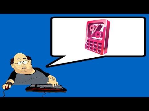 Как посчитать сложный процент на калькуляторе