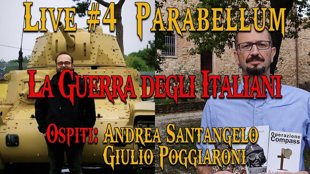 Download Live #4 ⁍ Parabellum ⁍ La Guerra degli Italiani