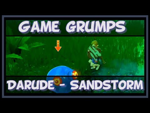 Game Grumps :: Darude - Sandstorm