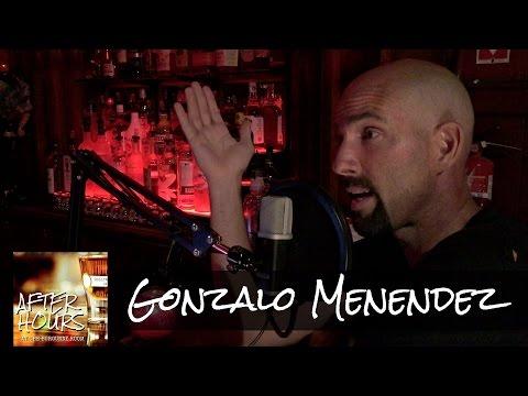 David Caruso's Candid Career Advice to Gonzalo Menendez