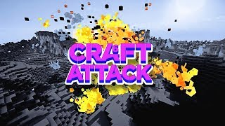 Mooo sprengt mein Haus in CRAFT ATTACK + Smashen! #ungespielt