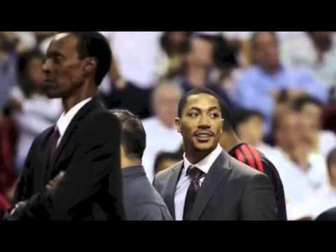 Chicago Bulls Derrick Rose Full Highlights from the 2012-2013 NBA Season