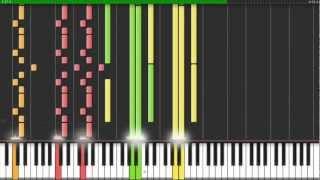 [PIANO] Rammstein - Mein Teil