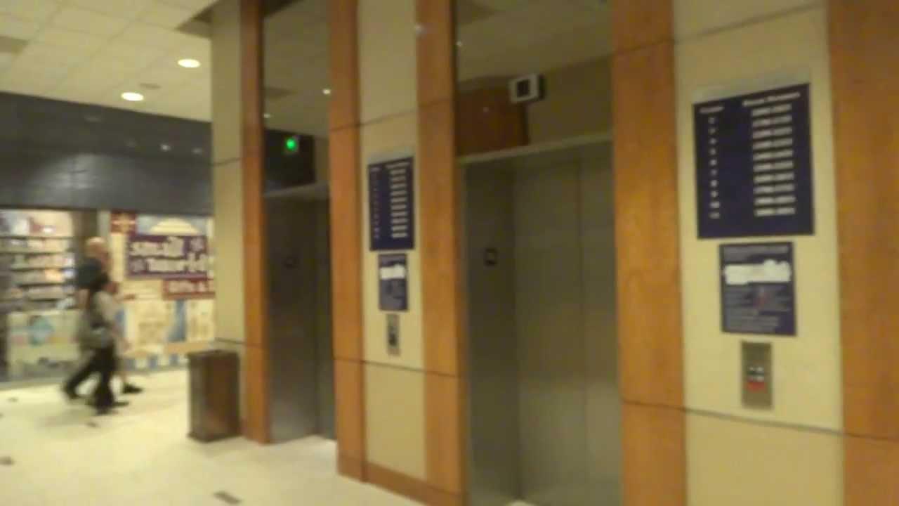 CN tower elevator machine rooms - YouTube