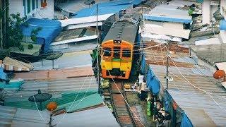 Самые опасные железные дороги мира