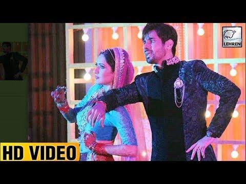 Kunal Verma & Puja Banerjee's ROMANTIC Dance At Engagement
