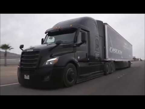 2020 Freightliner Cascadia with Level 2 driver assist ... |Frieghtliner Cascadia 2020 Sports Car