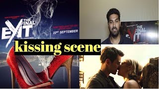 Kunal Roy Kapoor Talk About Kissing Scene   The Final Exit 