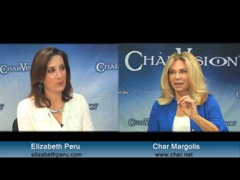 Elizabeth Peru with Psychic Medium Char Margolis February 26, 2016