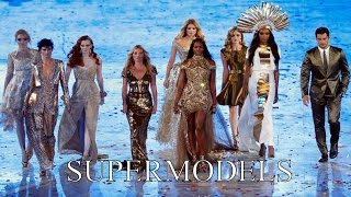 FW17: Supermodels & Legends on the Runway