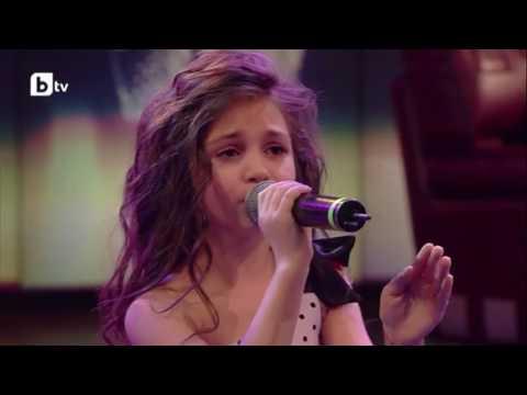 Krisia Todorova: Singing-