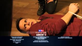 arrow saison 2 tout de suite TF1   1 7 2015  poupée episode 3
