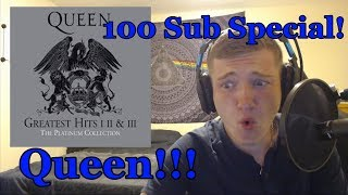 First Time Hearing Somebody to Love! Queen Reaction! 100 Sub Special!