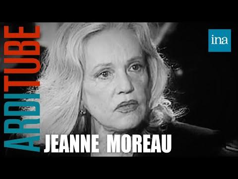 Jeanne Moreau et le mariage - Archive INA