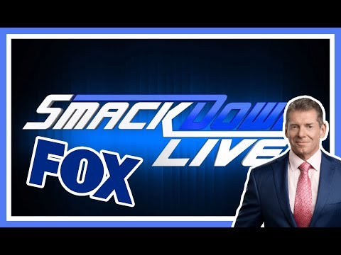 News | WWE Smackdown Live Moving To Fridays On Fox?!?!