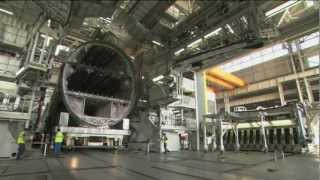 Airbus A380 - Assembly & Painting