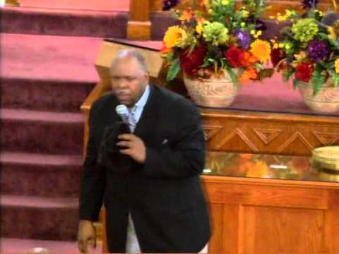 """The Encounter""  Pastor Alex Horton"