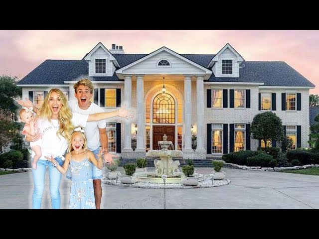 THE LABRANT FAMILY NEW OFFICIAL HOUSE TOUR
