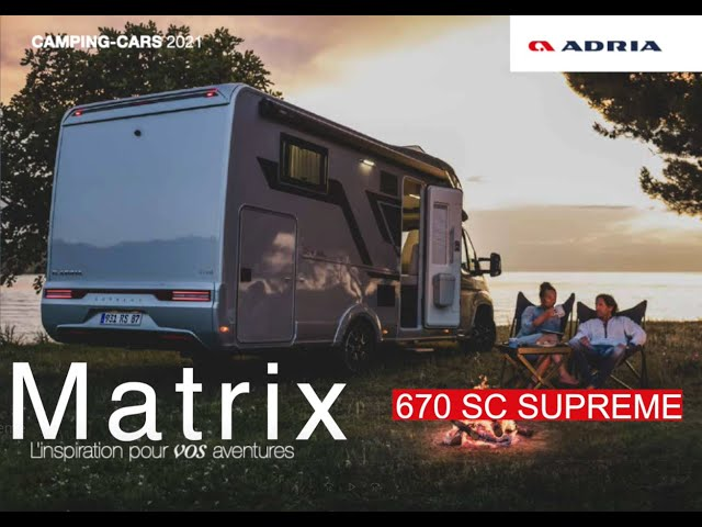 Matrix Supreme 2021