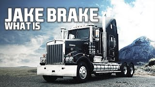 What Is Jake Brake And Why Is It Loud?