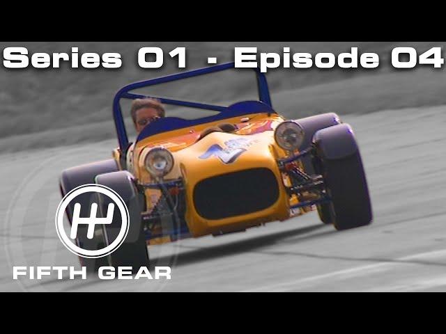 Fifth Gear: Series 1 - Episode 4