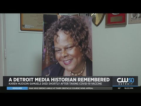 Former Detroit TV Anchor Dies One Day After Taking COVID Vaccine