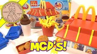 Play-Doh McDonald