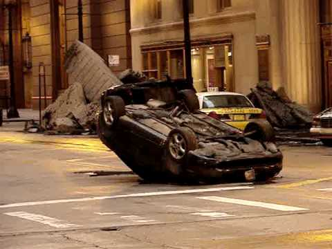 Transformers 3 Filming in Chicago (pt 1)