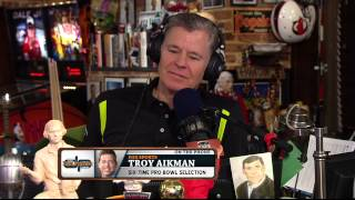 Troy Aikman on The Dan Patrick Show (Full Interview) 11/25/14