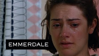 Emmerdale - Victoria Finds Out She's Pregnant