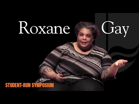 An Evening with Roxane Gay: Making a Point of Access