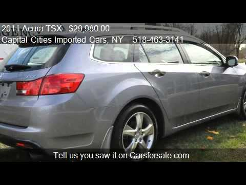 2011 acura tsx wagon w technology package for sale in gle youtube. Black Bedroom Furniture Sets. Home Design Ideas