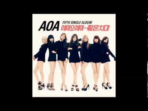 AOA (Ace Of Angels) - Miniskirt (AUDIO + DESCARGA)