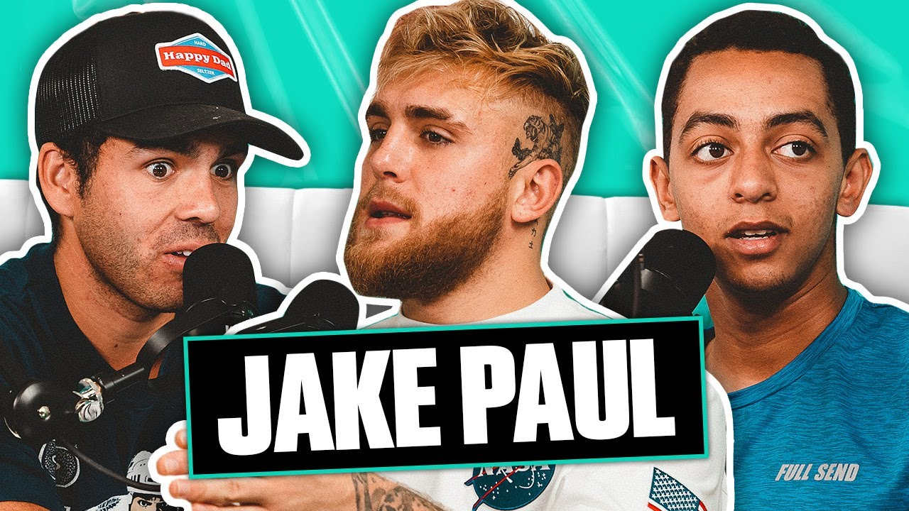 Jake Paul Debates the Boys on Dana White & Says Mayweather Tried to End Him | FULL SEND PODCAST
