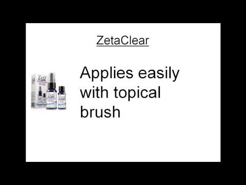 ZetaClear – Nail Fungus Treatment
