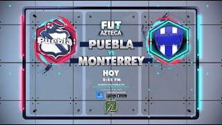 ¡Termina la Jornada 4 de Guardianes 2021 con Puebla FC vs Rayados de Monterrey! | FUT Azteca
