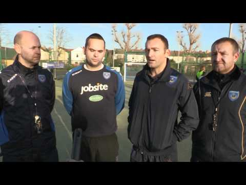 Portsmouth vs Southampton KICKZ Partnership (Respect Programme)