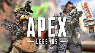 WINNING GAMES! (Apex Legends)