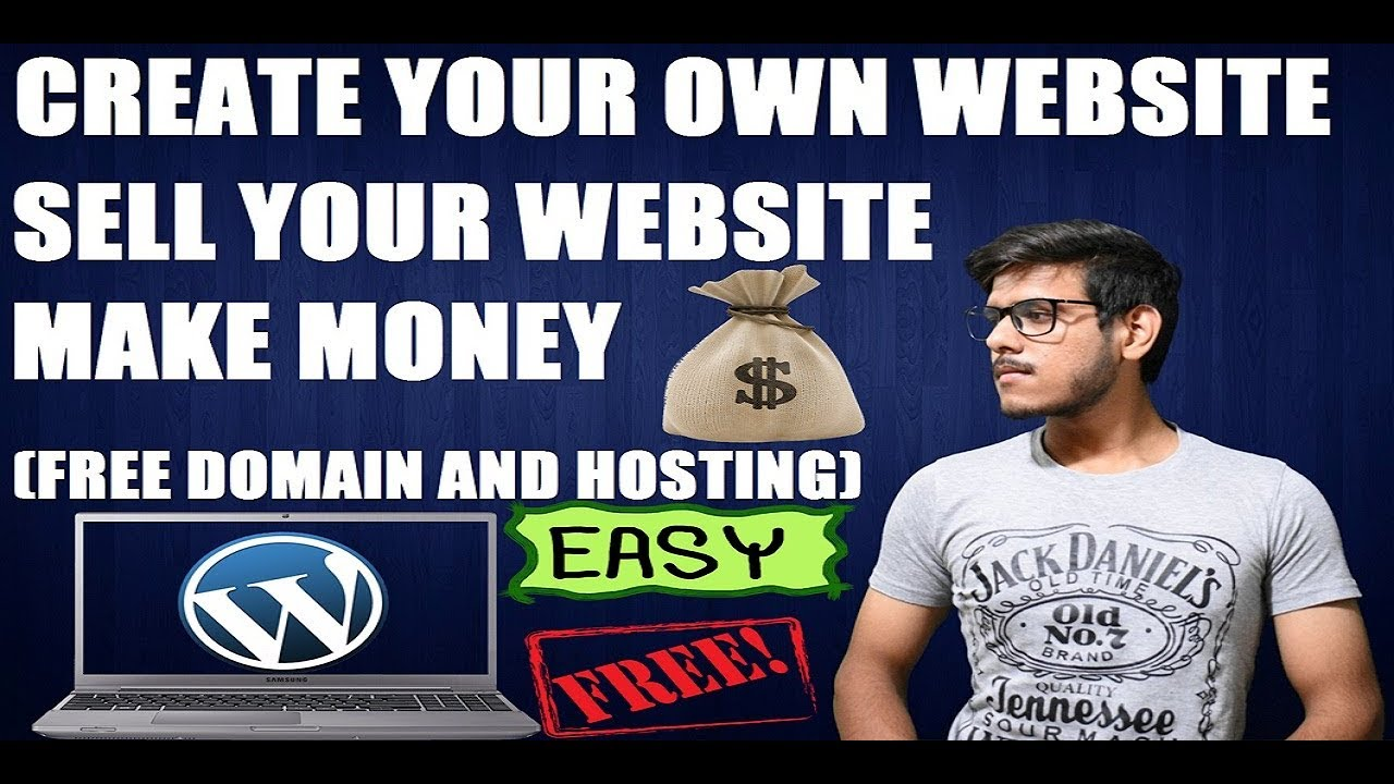 Create and Sell Your Own Website|Make Money|Part-2