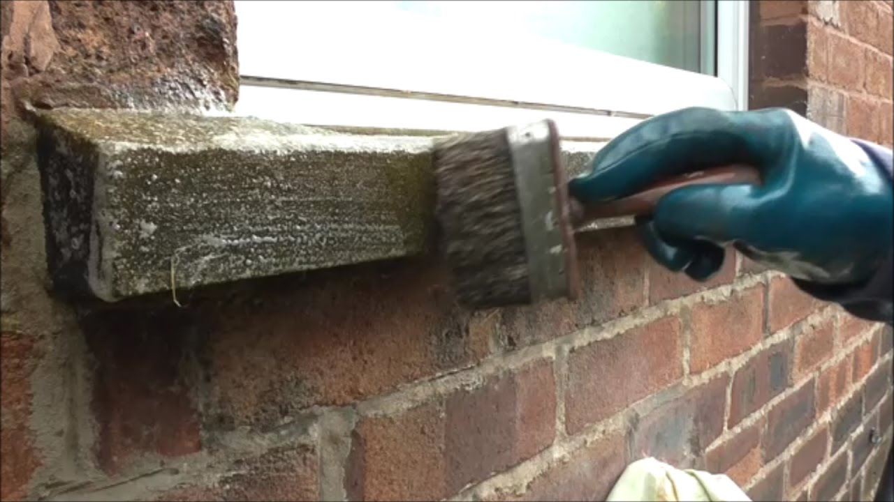 How To Protect Sandstone Sills Youtube
