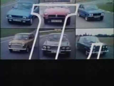 British Leyland TV Advert