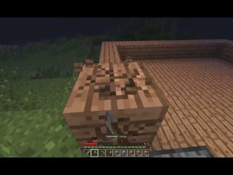 Прохождение игры Minecraft v 1.6.2. Эпизод 1.