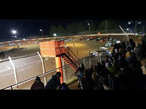 Jordan Fowler screven motor sports complex winter freez X 100 laps 15k (This is not the hole race)