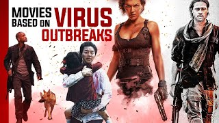 Horror Movie Recommendations - EP 2 | Virus Outbreaks | I Am Legend, World War Z, Train To Busan