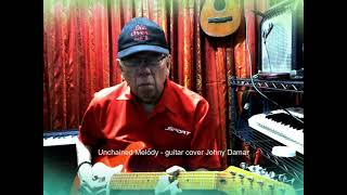 Unchained Melody (Alex North) - guitar cover Johny Damar