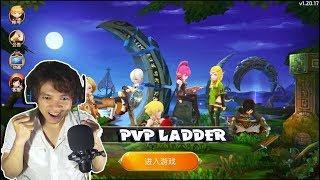 Dragon Nest Awake (Mobile) - Lv 75 Gladiator PvP  Ladder